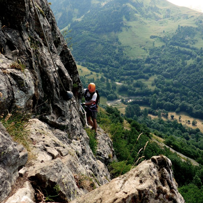via-ferrata-baqueira